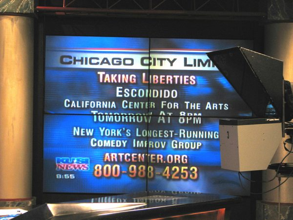 Chicago City Limits Comedy Group