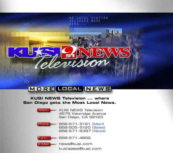 KUSI TV logo