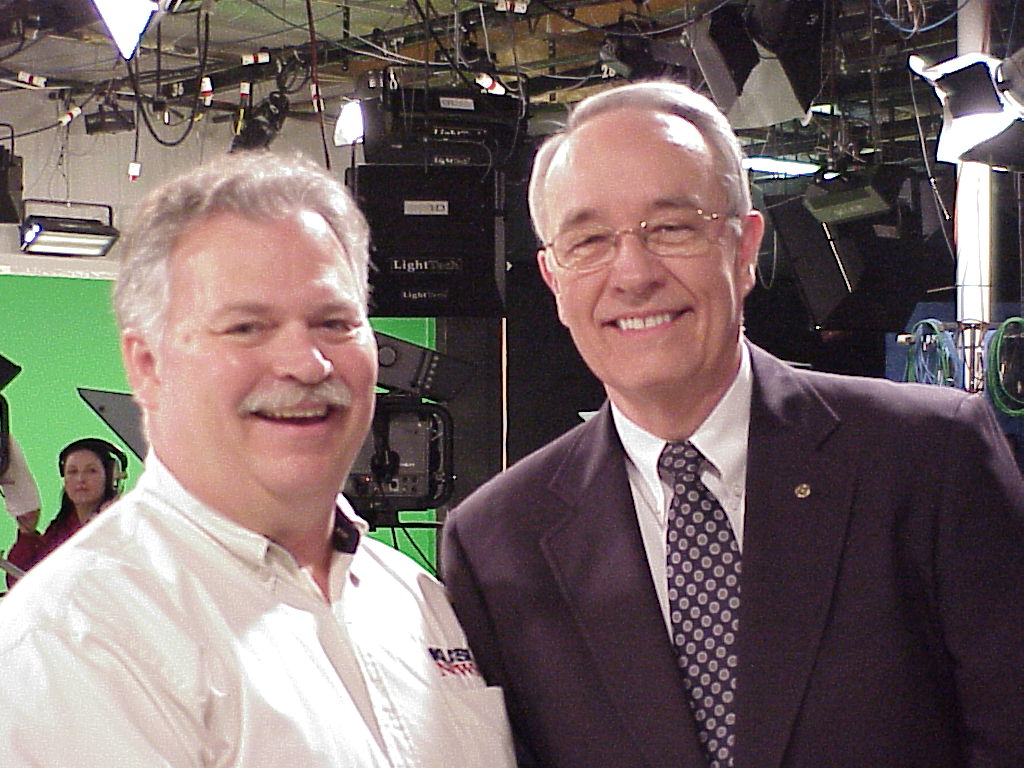 Phil Konstantin & San Diego Mayor Dick Murphy