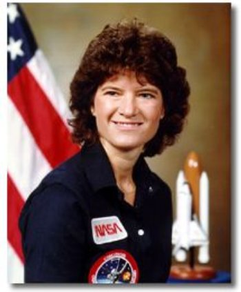 Former Astronaut Sally Ride, Ph.D.