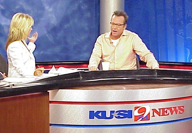 KUSI News Anchor Susan Lennon &