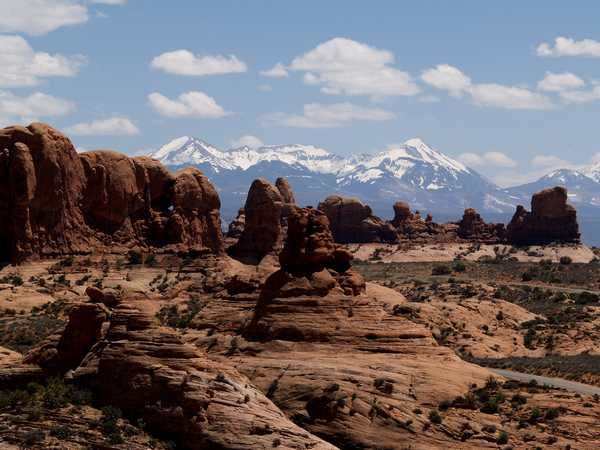 Arches National Park by Phil Konstantin
