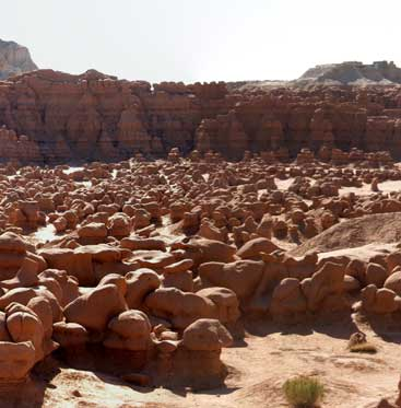 Goblin Valley, Utah by Phil Konstantin